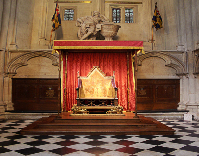 Abbaye de Westminster Londres.