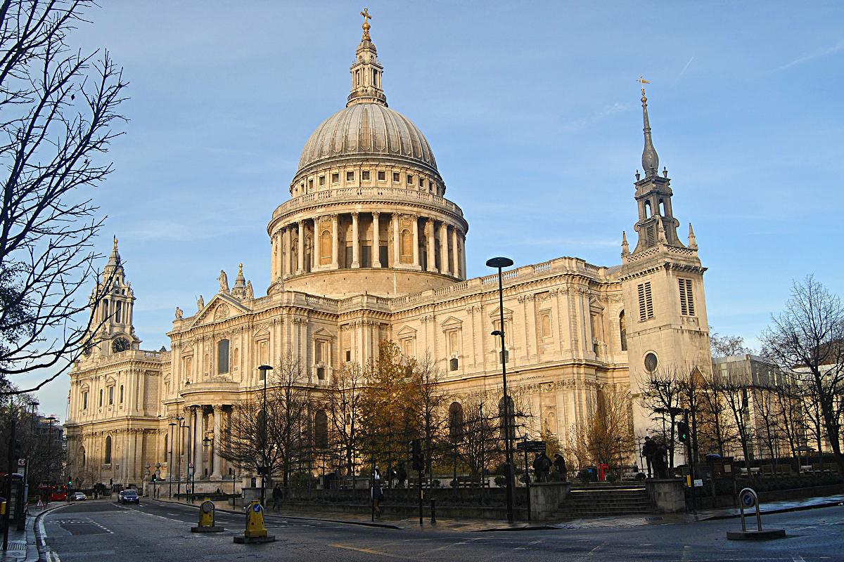 cathedrale saint paul