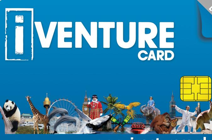 iventure card londres