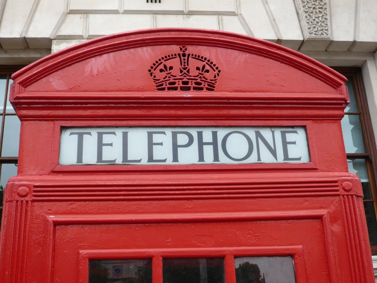 telephone londres