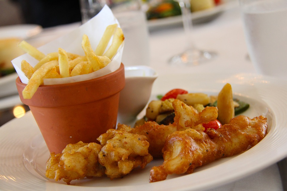 fish and chips londres
