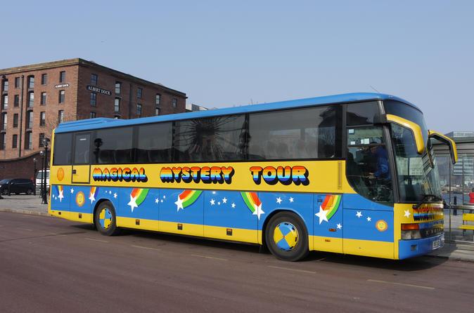 liverpool beatles bus