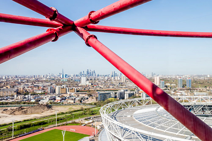 londres arcelor mittal orbit