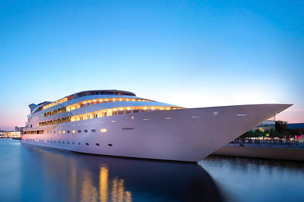 yacht londres