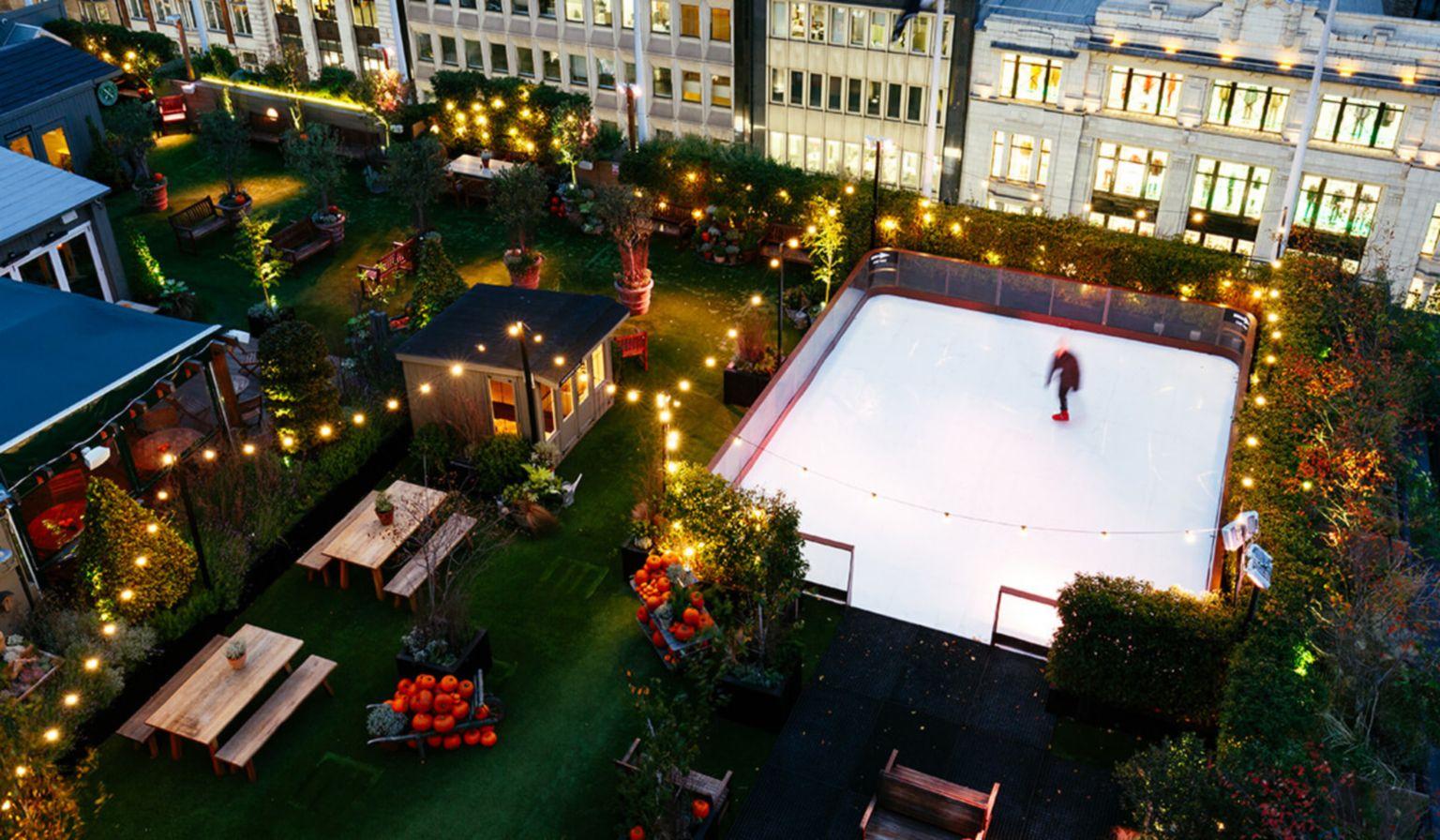 skyline skating