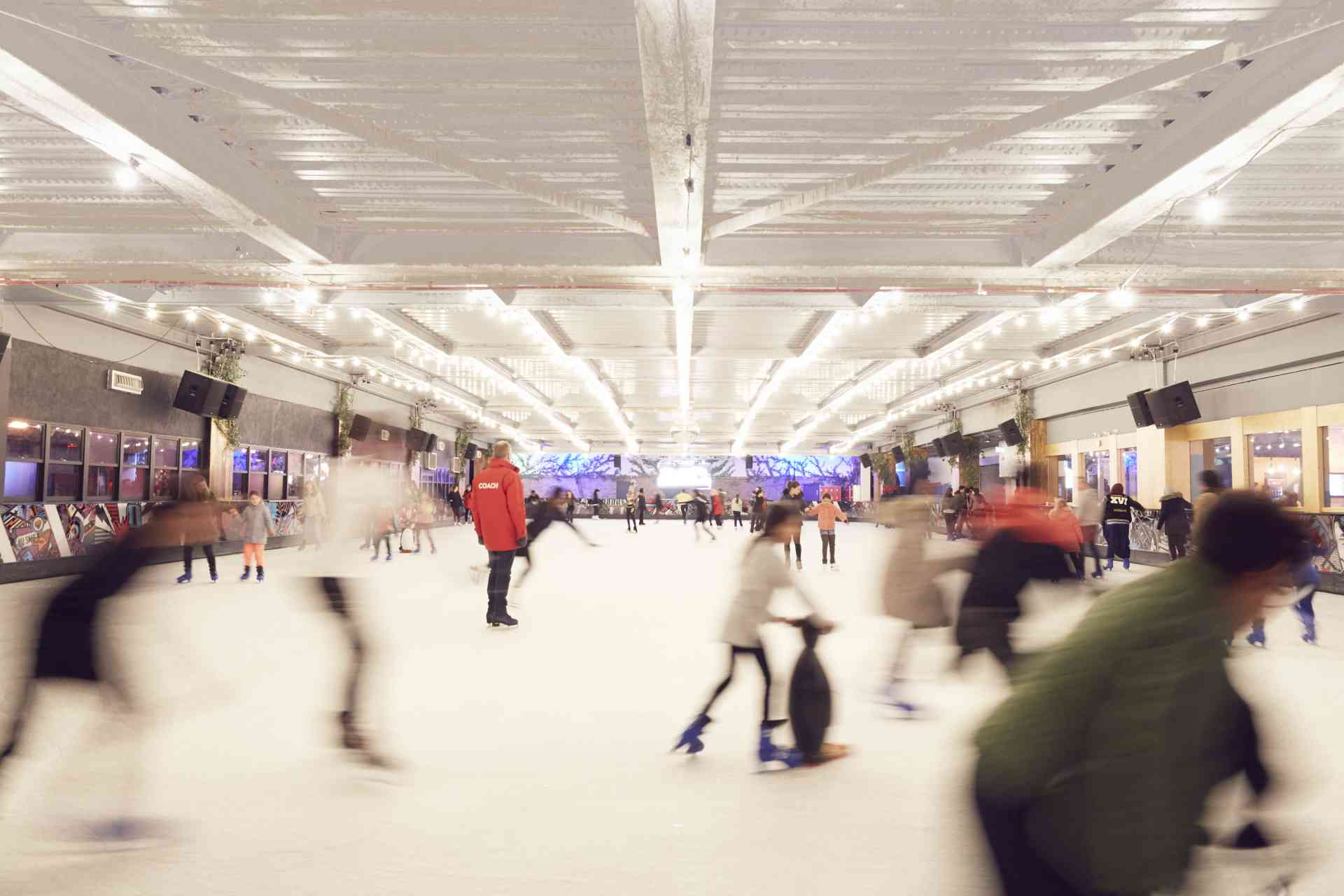 patinoire londres