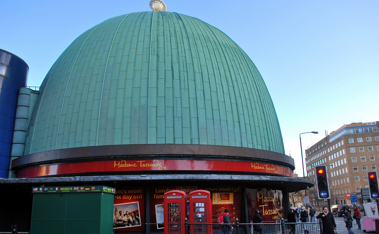 musee Madame Tussauds Londres