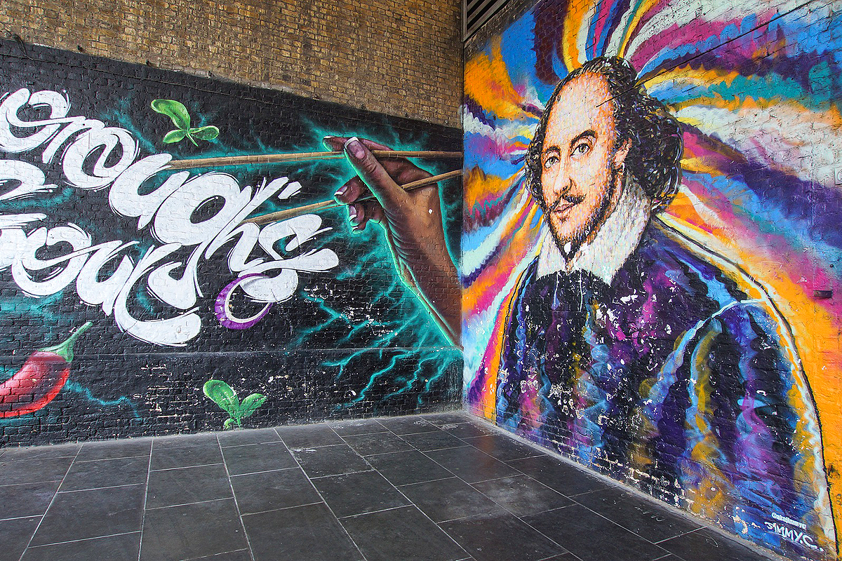 East End London Street Art