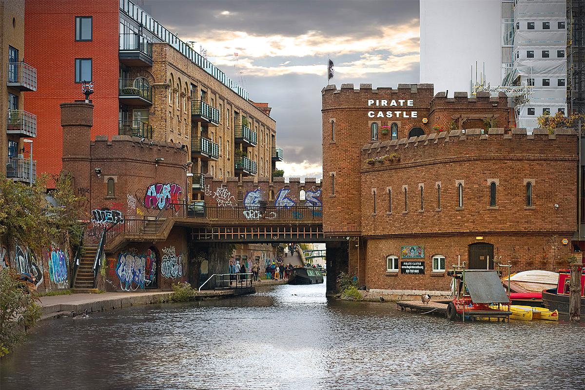Visite Londres Candem Town