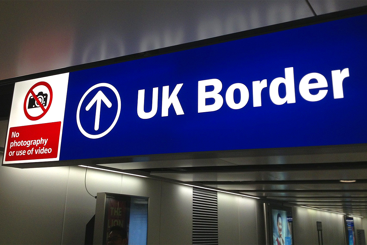 UK voyage
