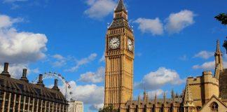 Big Ben Londres.