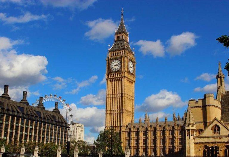 Big Ben, l'horloge la plus célèbre de Londres