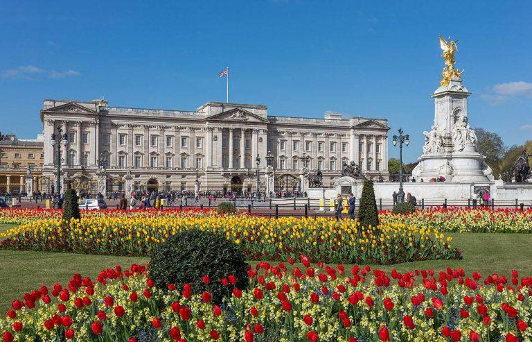 Buckingham Palace, le palais de la Reine d'Angleterre