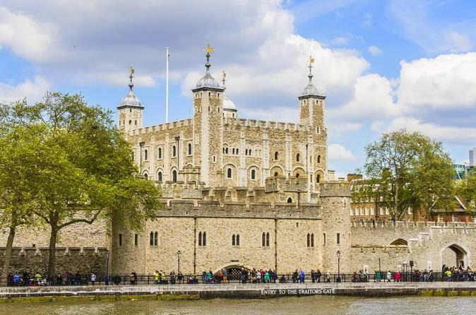 Billets d'entrée pour la tour de Londres