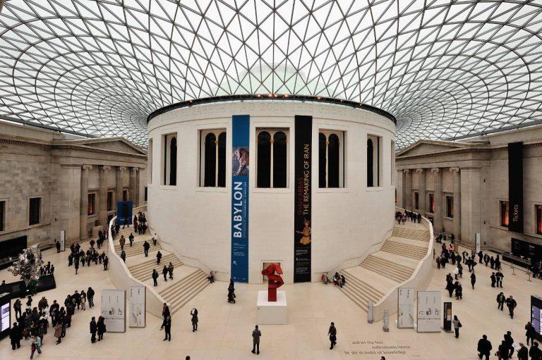 British Museum, le plus vieux musée du monde