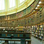 British Museum Reading Room Londres