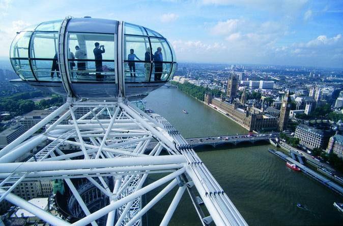 Billets coupe-file pour le London Eye