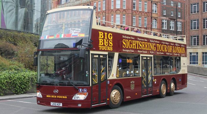big bus londres