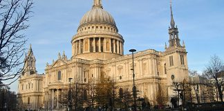 cathedrale saint paul londres