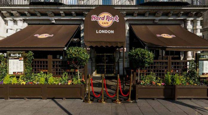 hard rock cafe londres