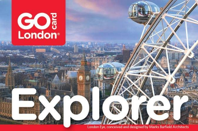 londres explorer pass