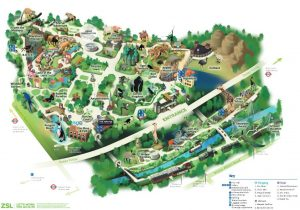plan zoo londres