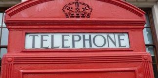 telephone londres