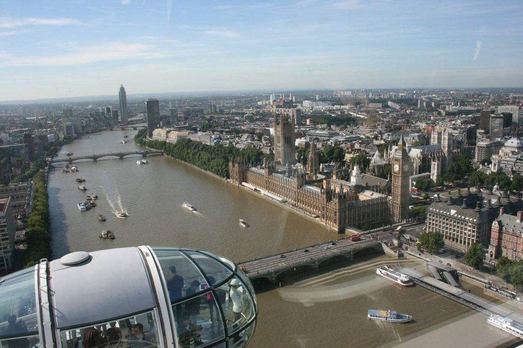vue london eye