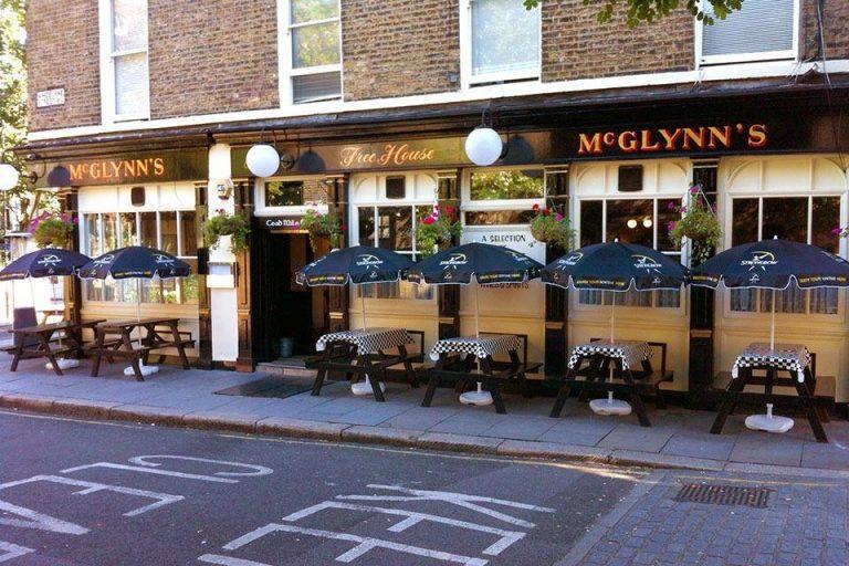 McGlynn's Free House