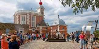 observatoire royal greenwich londres