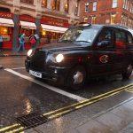 taxi noir londres