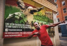 usain bolt restaurant londres
