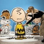 exposition londres charlie brown