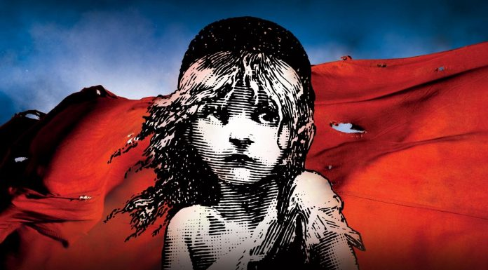 les miserables affiche