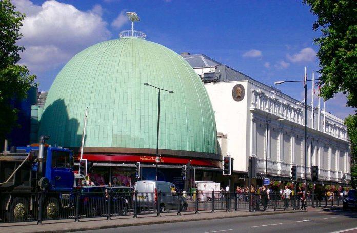 Musée Madame Tussauds Londres.