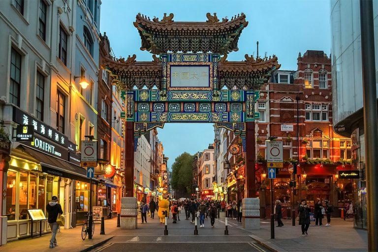 Le Chinatown de Londres : un air d'Asie au Royaume-Uni