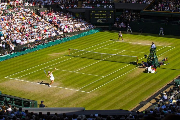 Coronavirus à Londres : le tournoi de tennis de Wimbledon annulé