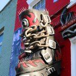chaussure Camden town