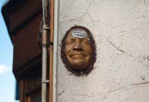 East Londres Street Art