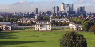 Visite Greenwich Londres