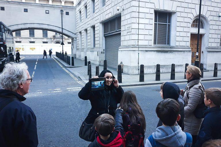 Visite guidée sur le thème de Harry Potter à Londres
